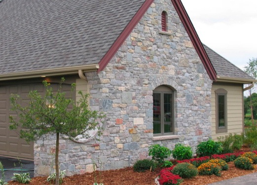 Michigan Natural Stone Veneers