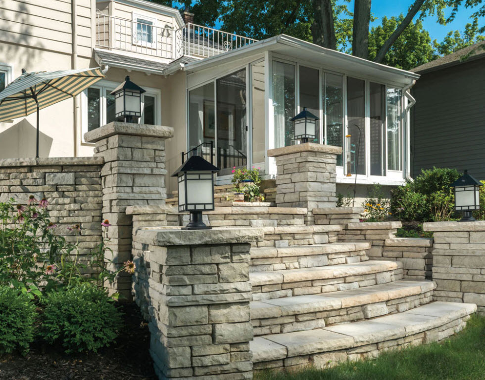 Michigan Retaining Wall Systems