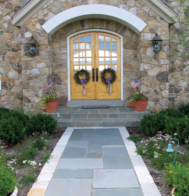 Michigan Bluestone Pavers Supply