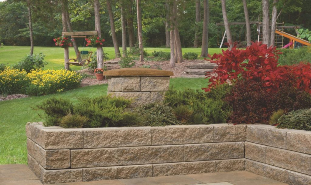 Michigan Retaining Walls