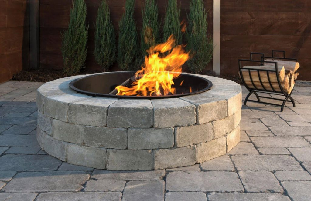 Michigan Fire Pit Kit