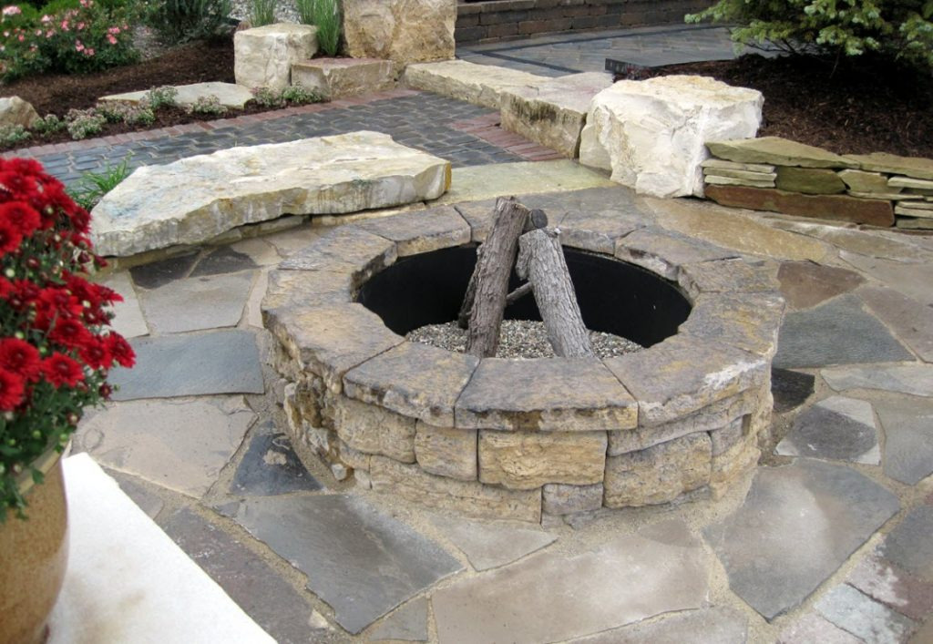 Michigan Fire Pit Kits