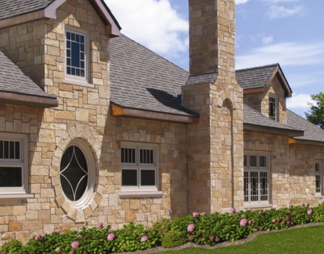 Michigan Natural Stone Veneer Supply