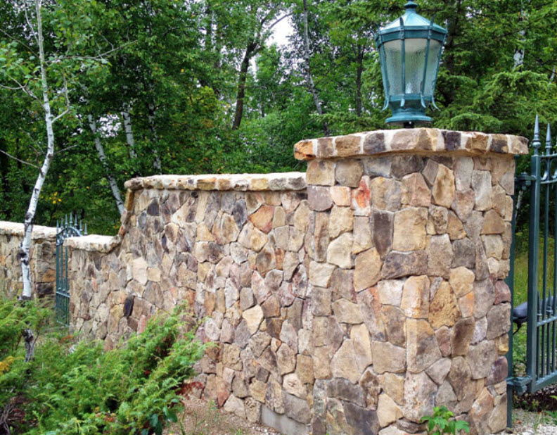 Michigan Natural Stone Veneers Supply