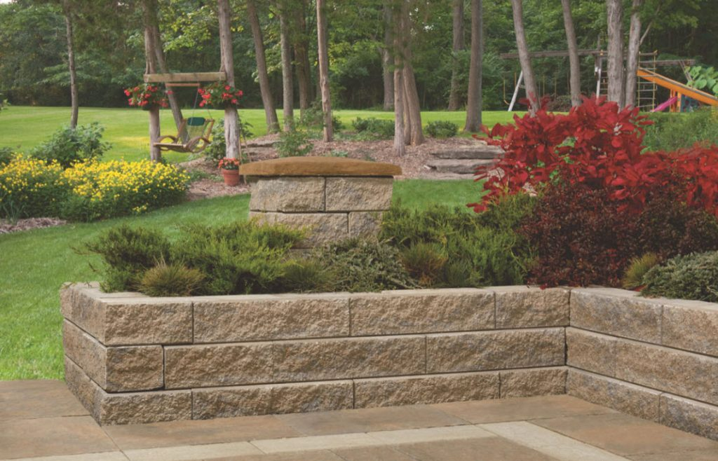 Michigan Retaining Wall Supplier