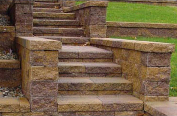 Michigan Retaining Wall Suppliers