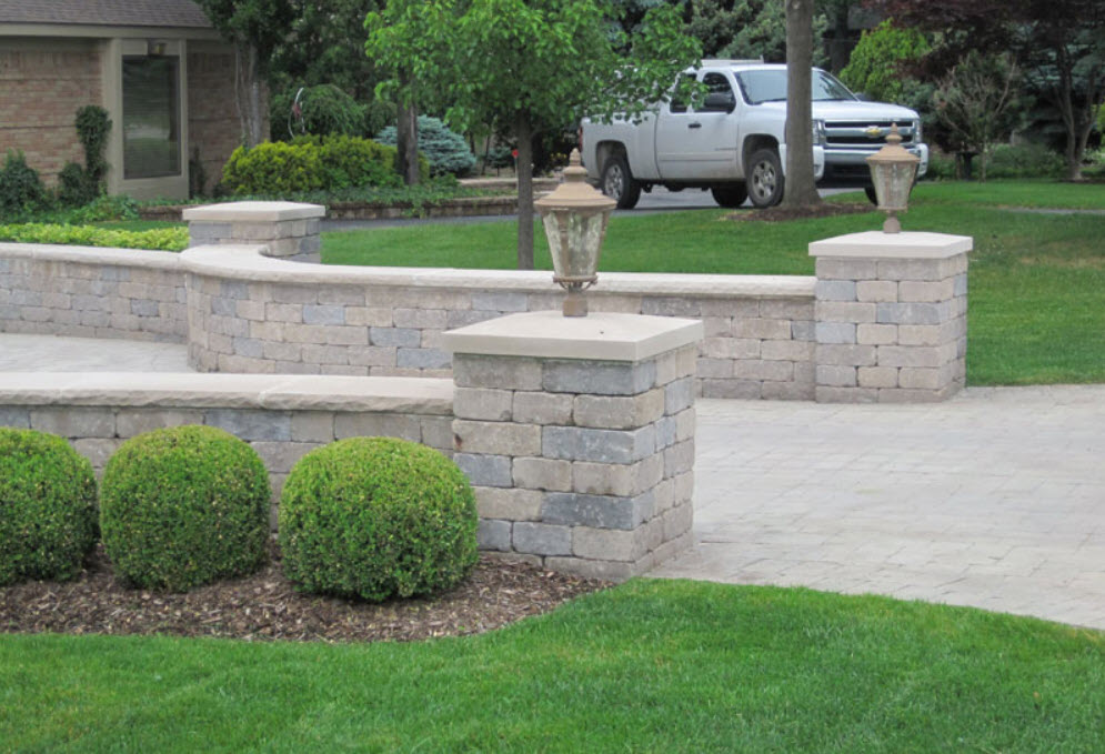 Retaining Wall Shop Michigan